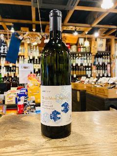 丹波ワイン 京丹後産 ピノ・ブラン シュール・リー 2018 750ml
