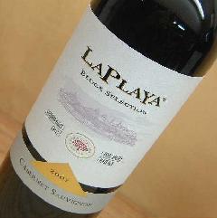 ラ プラヤ カベルネ レゼルバ ブロックセレクション2009