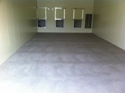 ケミクリートフリーズE(厚膜型耐寒エポキシ樹脂系)