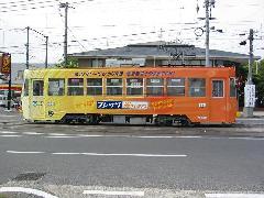 過去の施工例 (電車)