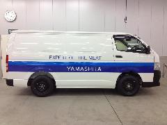 保冷・冷蔵・冷凍車マーキング