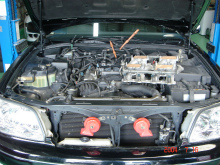セルシオ セルモーターの交換・修理
