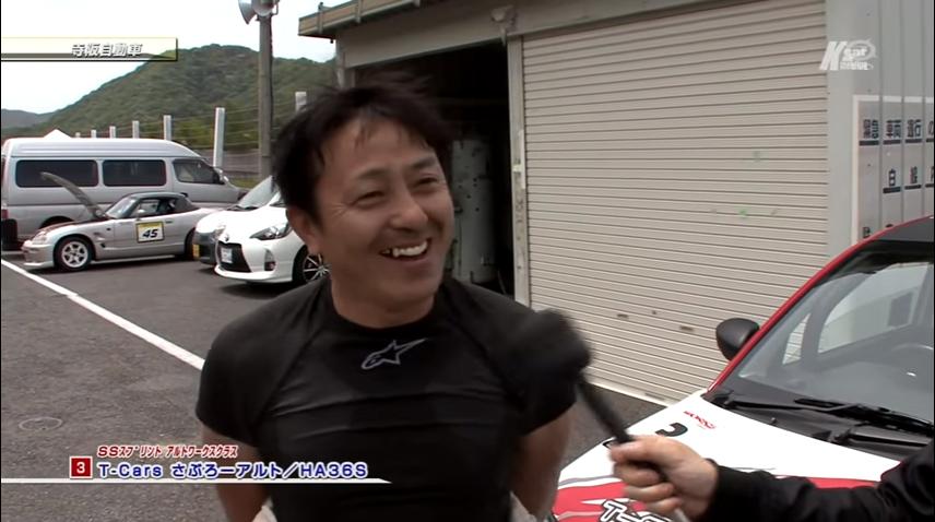 走改☆車楽! K-CAR MEETING in セントラル 春