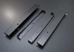 新型アルトワークス適合 ローポジションシートレールアダプター アジャストタイプ 左右セット品
