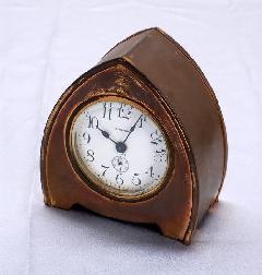 アンソニア8日巻き置時計