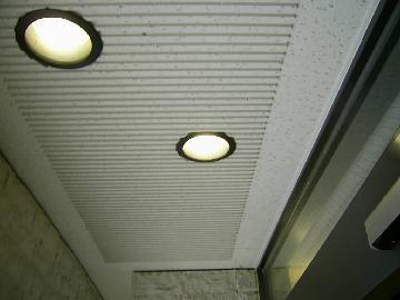 オフィスビル 照明器具清掃