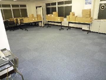 オフィス カーペット清掃