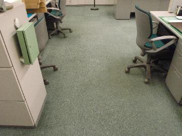 事務所カーペット清掃