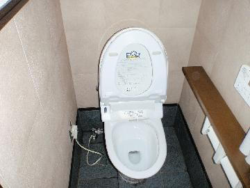 住宅 トイレ清掃
