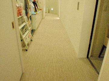 店舗 カーペット清掃