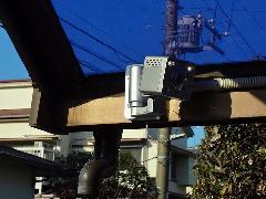 インターホンとセンサーカメラ設置工事 栄区柱台北
