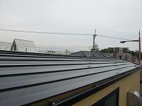 鉄板屋根 遮熱