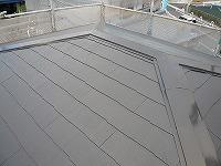 カラーベスト屋根 遮熱