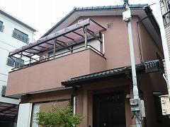 外壁 屋根 塗装完了