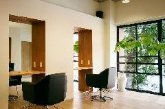 店舗「美容室」の内装工事