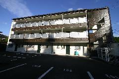 マンションの外壁・階段廻り塗装工事