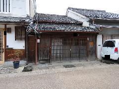 既存の建物 →
