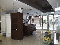 東京都大田区 店舗の内装解体
