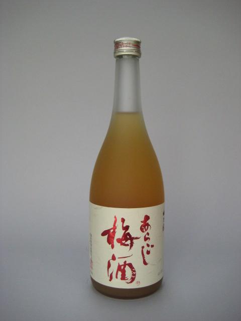 あらごし (にごり)梅酒 (梅の宿) 720ml