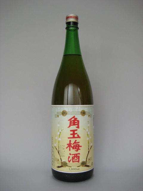 角玉 梅酒(うめしゅ) 1.8l