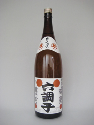 六調子 (球磨焼酎) 1.8l