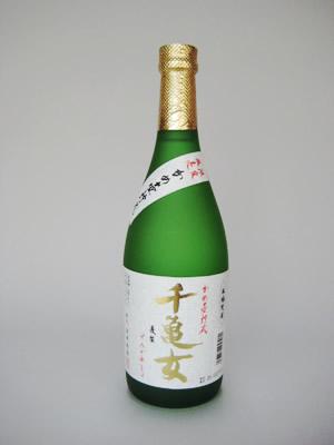 千亀女 (白麹木桶仕込み) 720ml