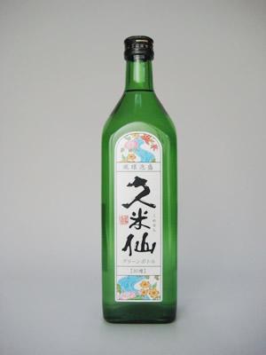 久米仙 (30%) 720ml