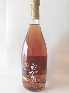 サッポロ 熟成濃淳梅酒 白加賀 720ml