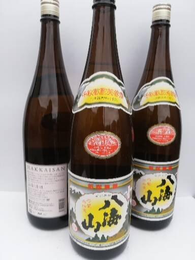 八海山 (普通酒)一升瓶