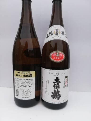 土佐鶴(本格辛口)普通酒一升瓶