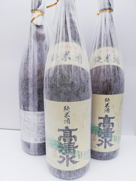 精選 高清水 純米 一升瓶