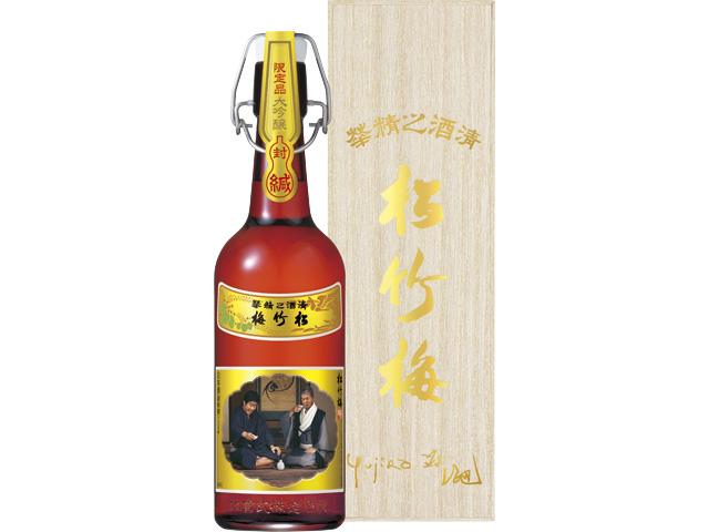 松竹梅「幻の競演〜石原裕次郎&渡哲也〜」特別限定品720ml(カートン入)