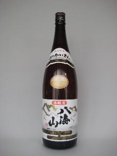 八海山(本醸造)一升瓶