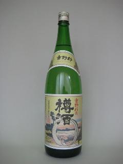 吉野杉(樽酒)本醸造一升瓶
