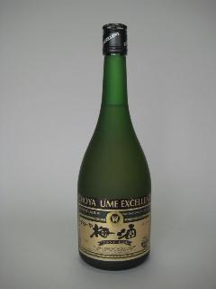 チョーヤ梅酒 エクセレント 750ml