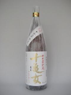 千亀女 (白麹木桶蒸留) 1.8l
