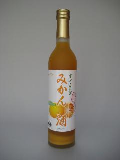 すてきなみかん酒 500ml