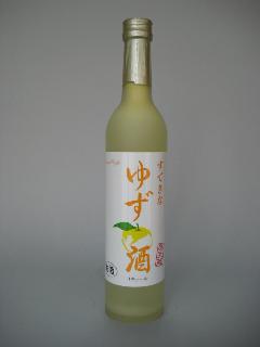 すてきなゆず酒 500ml