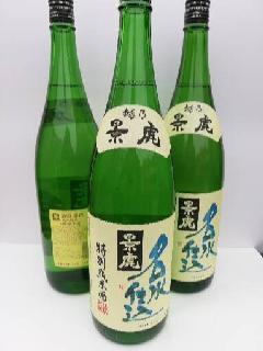 越乃景虎(名水仕込み)一升瓶
