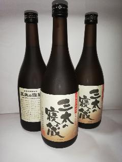 三太の寝蔵 (奄美地方喜界島) 720ml