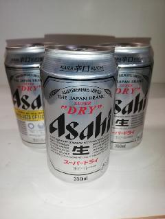 アサヒ スーパードライ 350ml×24缶 1ケース