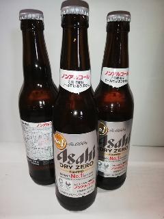 アサヒ ドライゼロ  ノンアルコールビールテイスト飲料334ml
