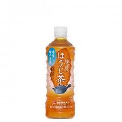 綾鷹 ほうじ茶 PET 525ml×24本