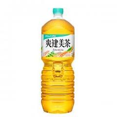 爽健美茶 ペコらくボトル2LPET×6本