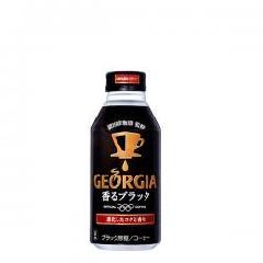 ★ジョージア香るブラック ボトル缶 400ml×24本