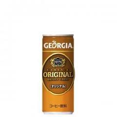 ジョージアオリジナル 250g缶×30本