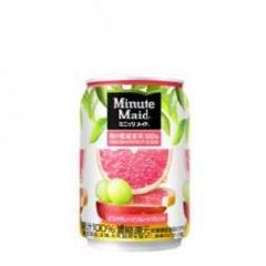 ミニッツメイドピンク・グレープフルーツ・ブレンド 280g缶×24本