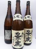 越乃景虎(本醸造)一升瓶