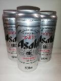 アサヒ スーパードライ 500ml×24缶 1ケース