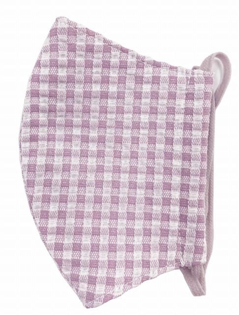MKクールマックス立体縫製洗えるマスク(Mサイズ)(ピンク)MKMT000M-24